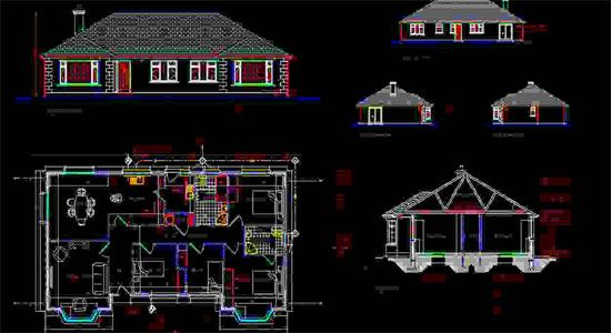 AutoCAD layout is very simple as well as very powerful to use. It makes setting up plot easy and besides there are various advanced features that can be used with layout. Though some drawings do not require to use layout, especially schematic drawings, yet there are various advantages of using layout that are mentioned below: