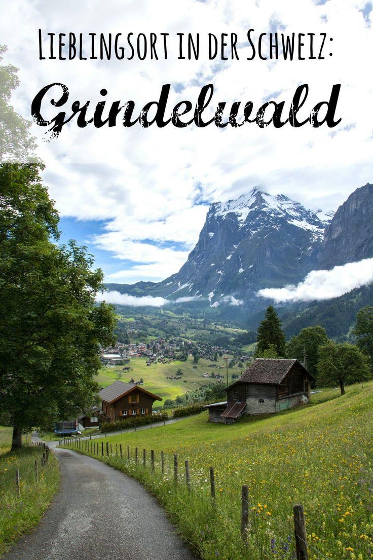 Ein so unsagbar schöner Ort: der Grindelwald in der Schweiz  Ein Reisebericht von PASSENGER X