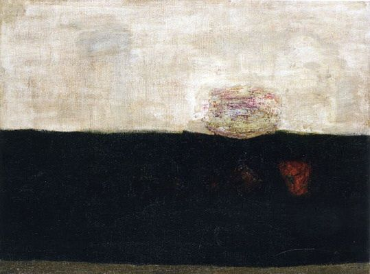 Sunset in Mining Area, 1959 by Prunella Clough (1919-2000)