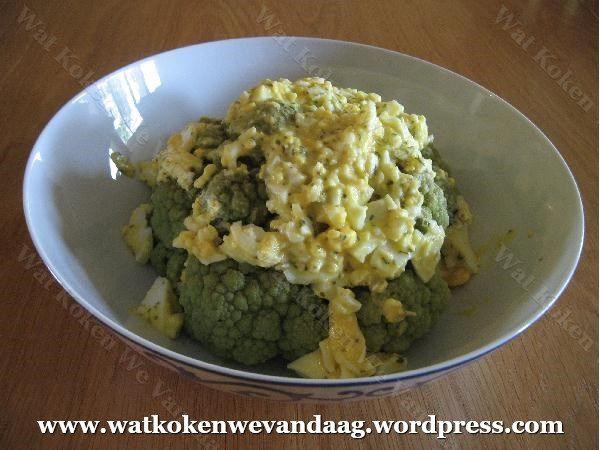 """""""Recept"""" Romanesco met ei Categorie: Groente Aantal personen: 4 Bereidingstijd: ca. 30 minuten (Dit recept is uitgetest) Ingrediënten: 1 romanesco Zout 2 hardgekookte eieren 50 gram gesmolten boter…"""