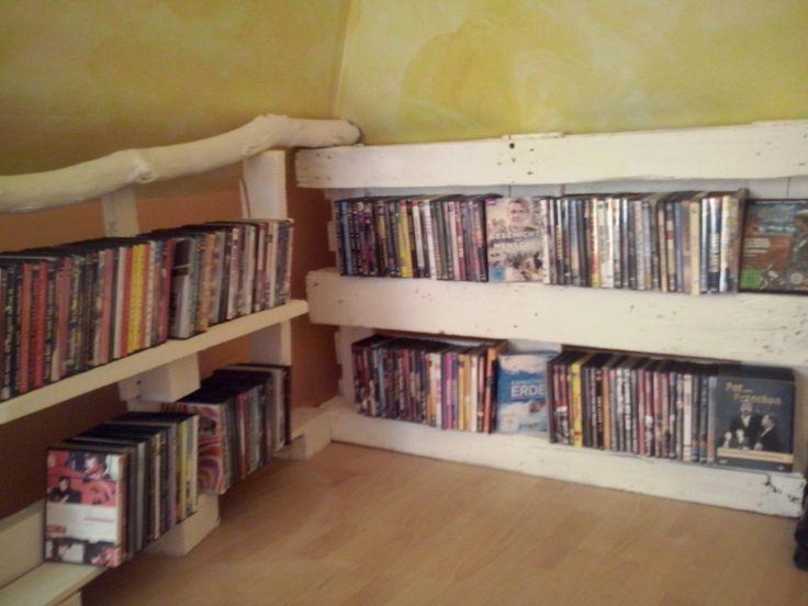 dvd regal selber bauen traumhaus design. Black Bedroom Furniture Sets. Home Design Ideas