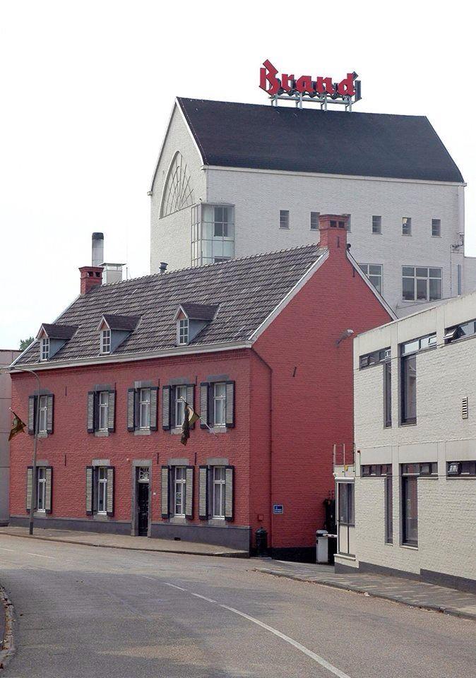 Brand, Bierbrouwerij, Wijlre, Zuid-Limburg.