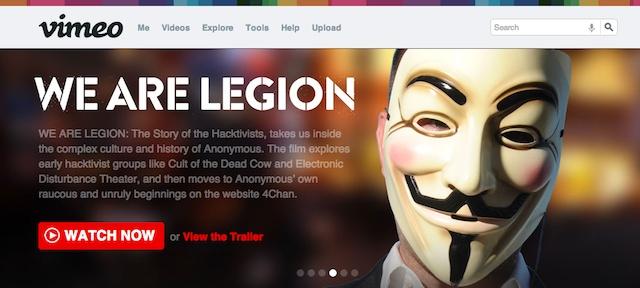 Vimeo lanza servicio para rentar películas independientes