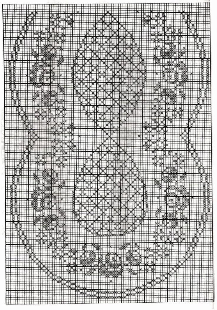 Crochet Em Revista Naperon Crochet Home Decorcrochet Tableclothcrochet Filetcrochet Patternmonochromtableclothstable
