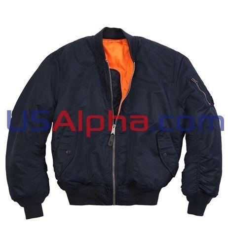 Куртка MA-1 #аляска #парка #куртка #мужская куртка  #usalpha.com #бомбер #летная куртка #демисезон