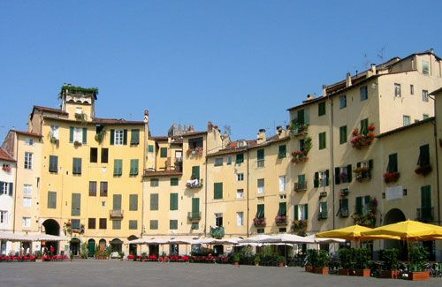 Lucca, Tuscany, Italy (from the Europe's 9 Most Picturesque Towns photo gallery) #travel
