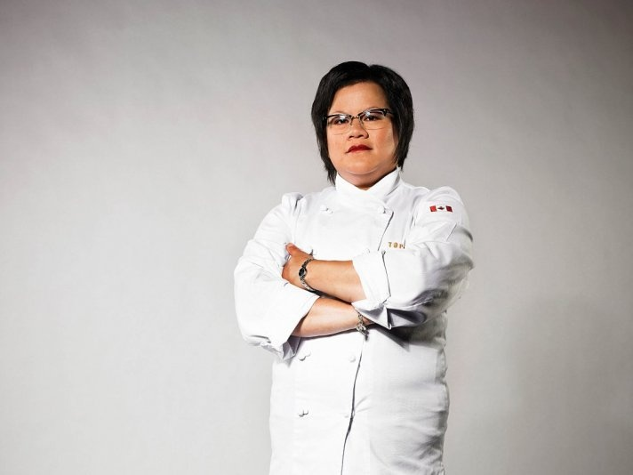 Q: Top Chef Canada contestant Nicole Gomes. The caterer on Calgary, her favourite restaurants, and what she wants you to remember .
