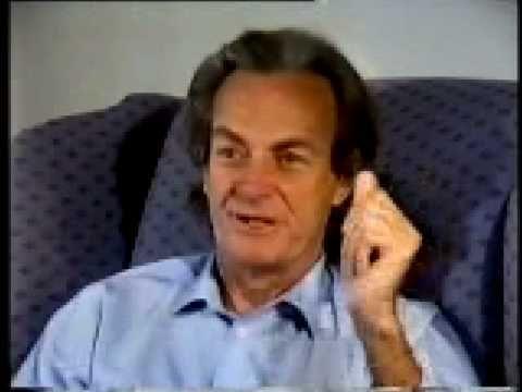 ▶ Feynman: FUN TO IMAGINE 3: Rubber Bands - YouTube