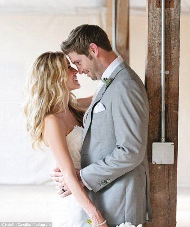 Marriage and family: Cavallari and her NFL star husband, Jay Cutler, celebrated their one ...