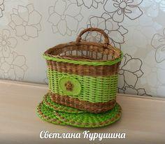Плетение из бумажной лозы – 29 фотографий | ВКонтакте