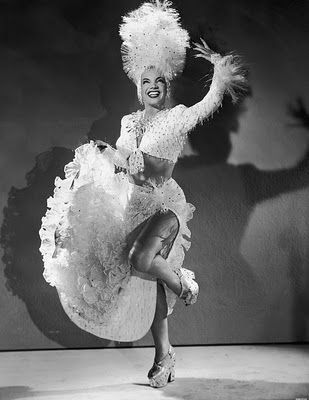 Carmen Miranda (1901-1955) - Portuguese-born Brazilian samba dancer, singer, Broadway and Hollywood star popular in 1940's.