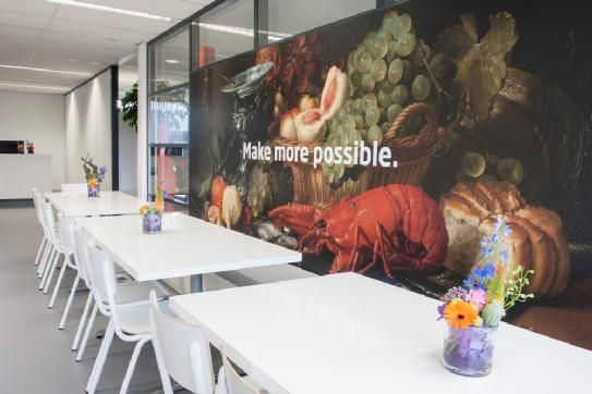 Check it out! Our new APS office @ Esp 401 in Eindhoven is ready!