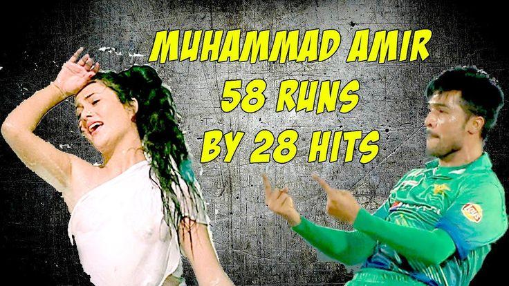 Mohammad Amir 58 runs of 28 balls in 3rd ODI 2016 Pakistan vs England https://youtu.be/PhPdY8rtck4 Love #sport follow #sports on @cutephonecases