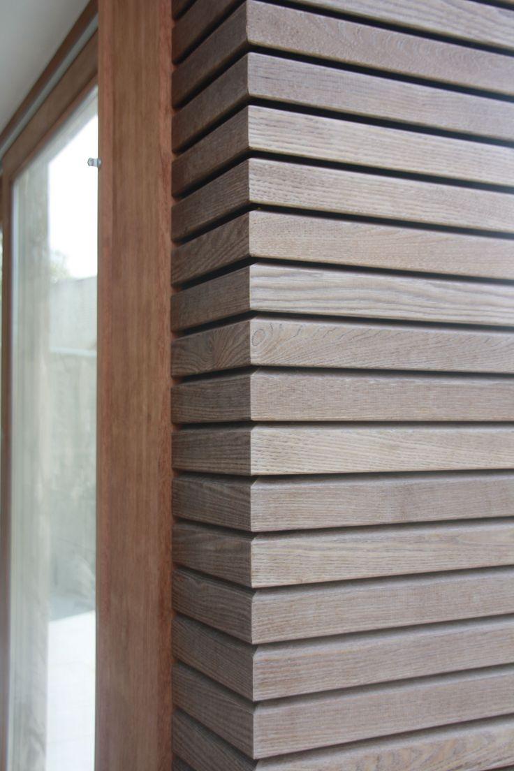 Thermohout gevelbekleding: hét alternatief voor tropisch hout!