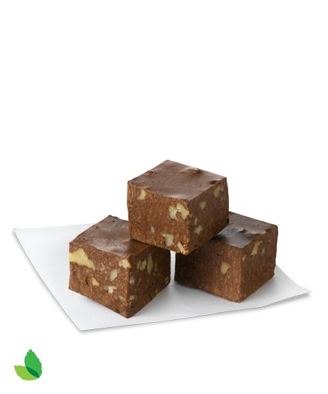 Chocolate Walnut Fudge with Truvía® Baking Blend      1 cup Truvía® Baking Blend     3⁄4 cup salted butter     1 can (5 oz.) fat-free evaporated milk     1 cup semi-sweet chocolate chips     1 jar (7 oz.)Walden Farms sugar free marshmallow crème     1 cup chopped walnuts     1 tsp vanilla extract
