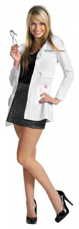 Nice Costumes Gwen Stacy Oscorp Intern Deluxe Costume just added...