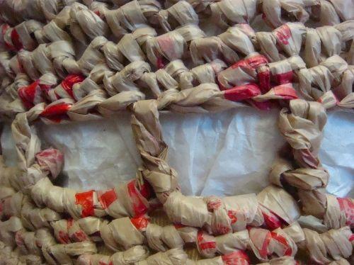 Plastic Bag Crafts » Blog Archive » Plarn Sun Hat