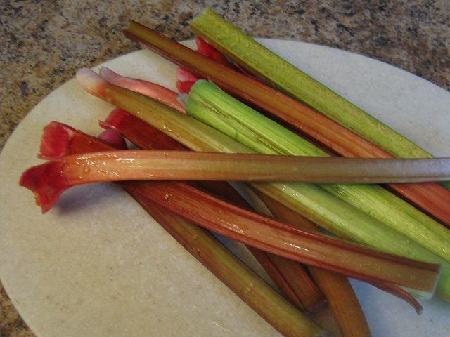 Strawberry-Rhubarb Slush Recipes — Dishmaps