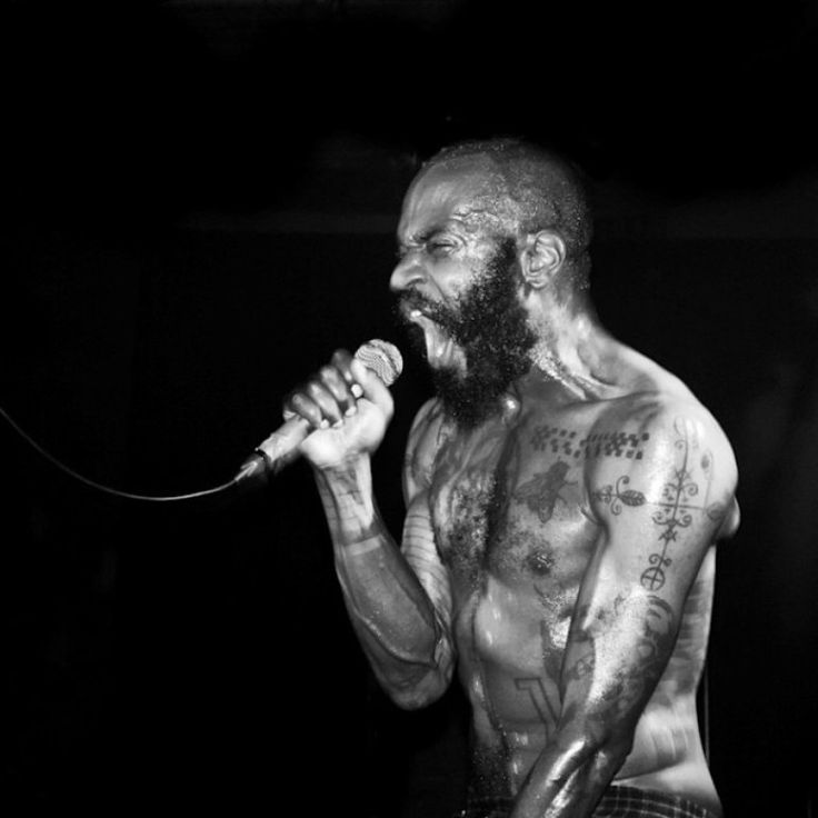 Death Grips. Forever.