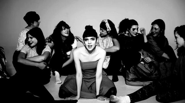 Grimes - Vanessa (Arbutus/Hippos and Tanks 2011). Video by Grimes69.