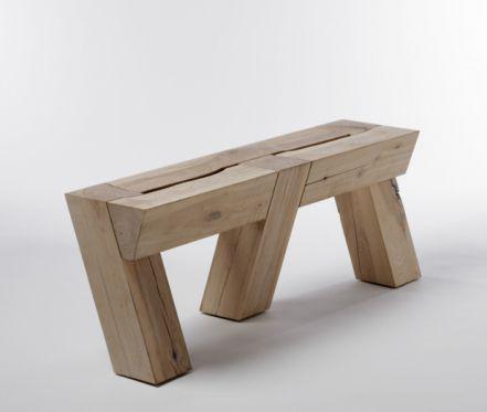 Bench, by Meyer Von Wielligh