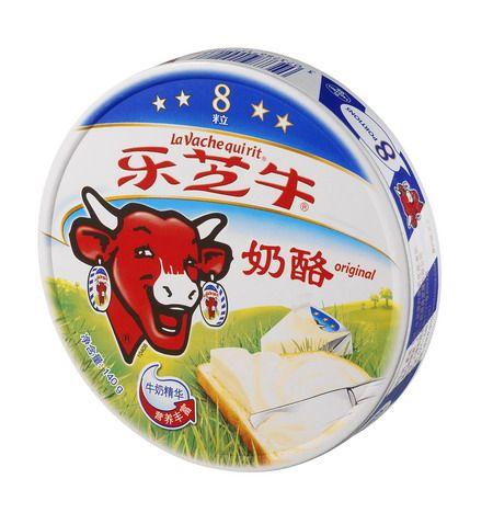 Vache qui rit en Chine