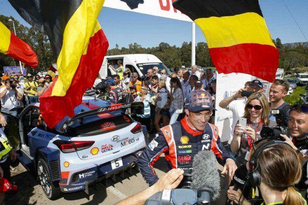 Sebastian Ogier umacnia się w klasyfikacji generalnej na pierwszym miejscu https://www.moj-samochod.pl/Sporty-motoryzacyjne/Sebastian-Ogier-umacnia-sie-na-pozycji-lidera #WRC