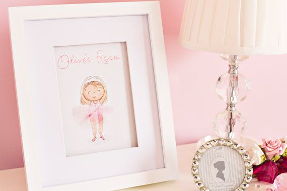 Little Dancer...3D Wall by SweetCheeksImages on Etsy