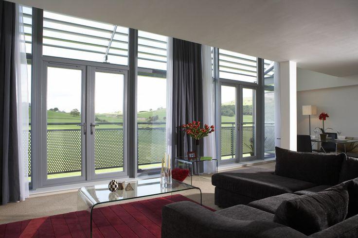 Realizzazione con finestre #Zendow by #DeceuninckIT