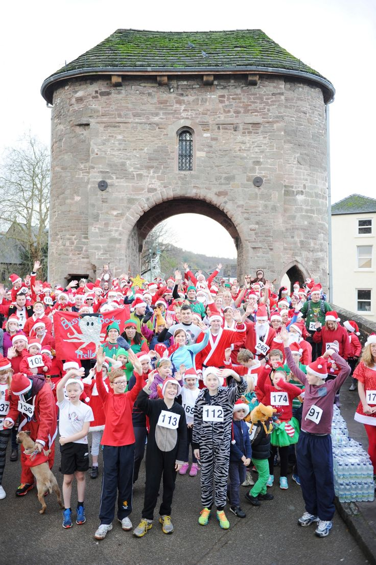 423 best christmas in wales images on pinterest horse skull the monmouth christmas santa fun run 2014 chairty christmas santa wales kristyandbryce Image collections