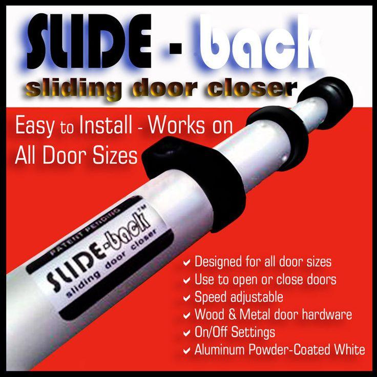 Automatic Sliding Door Closer Meets Saftey Mandate