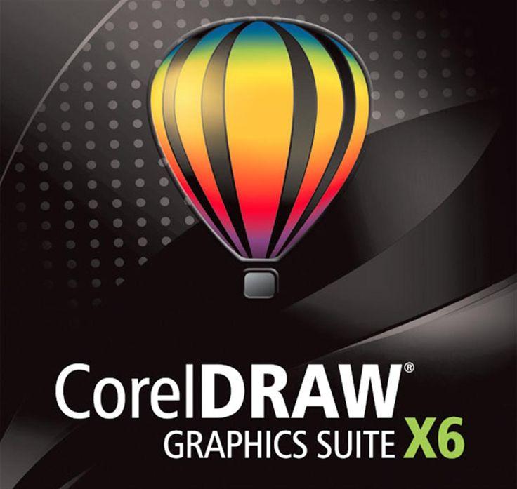 corel draw x6 free with crack