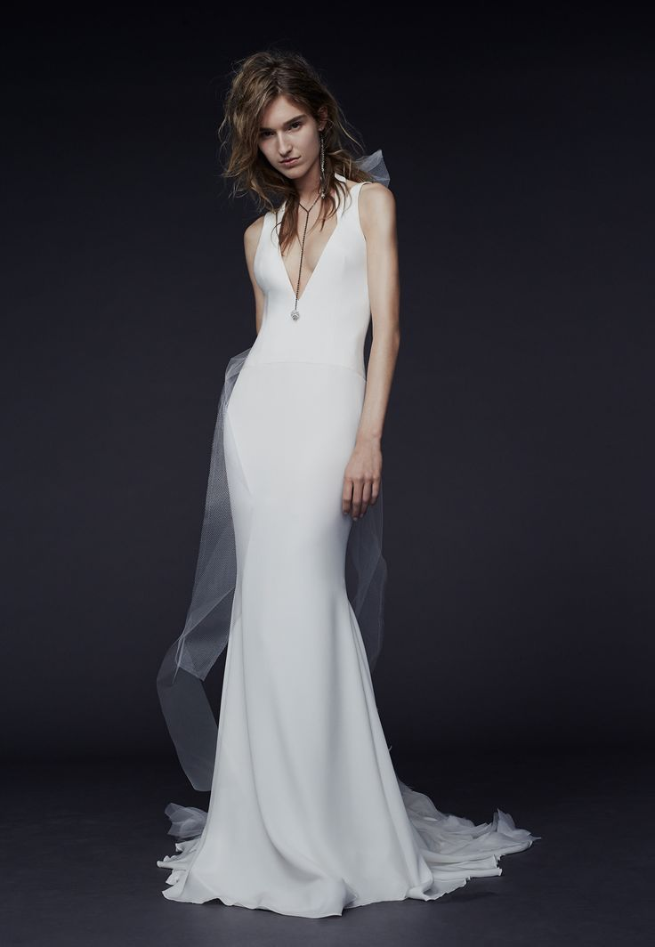 Vera Wang Bridal Collection Fall 2015 | http://www.fabmood.com/vera-wang-bridal-collection-fall-2015/