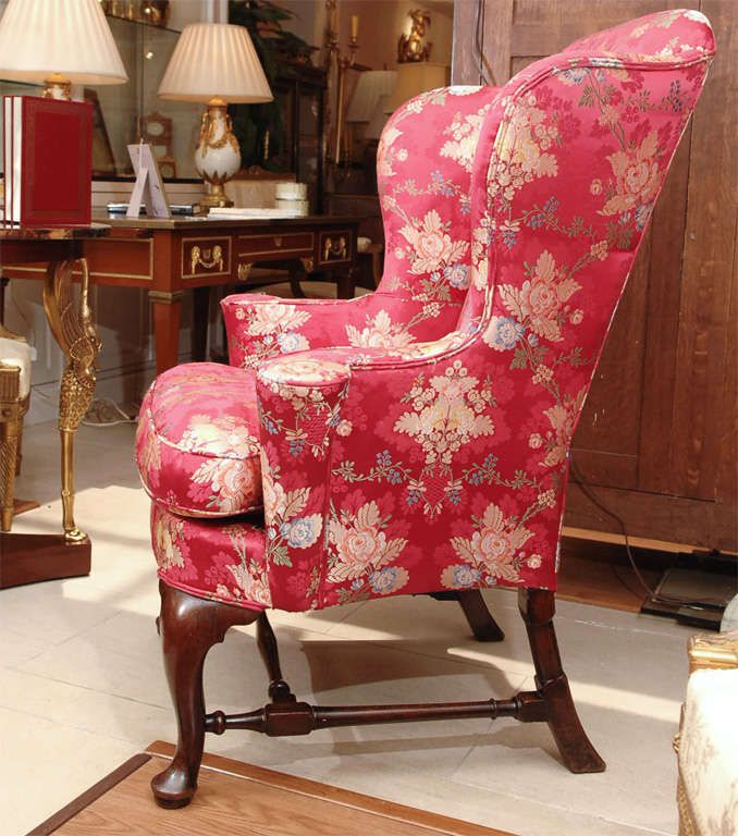 111 best Wing Back Chairs images on Pinterest | Armchairs, Chairs ...