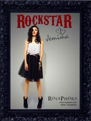 Rosaphora Rockstar - FW 2011 ad campaign