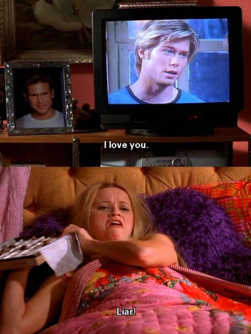 Legally Blonde...this movie never gets old!
