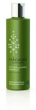 MADARA Colour and Shine Shampoo voor gekleurd en behandeld haar