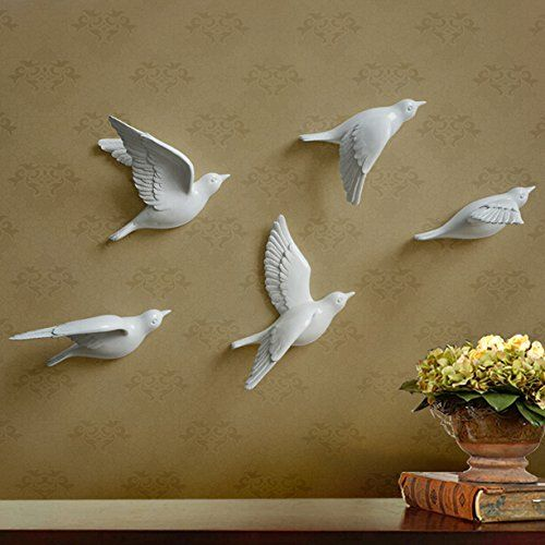 3d wall murals Stick Wall Decals Decowall Removable Wall Decals Stickers Art Flowers Bird (White, A) Chic_Chic http://smile.amazon.com/dp/B01BEND5HQ/ref=cm_sw_r_pi_dp_YgBcxb1WM8Z7Q