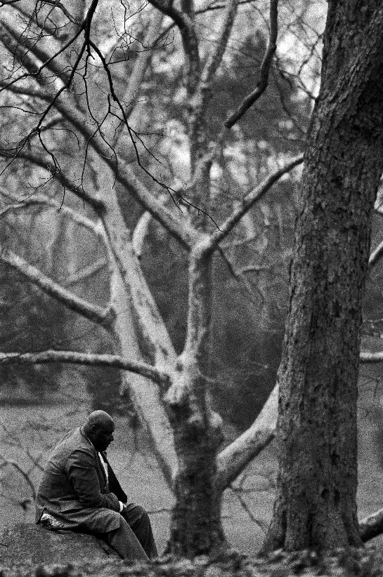 A Man's Thoughts. © Francesco Nencini, Photographer.