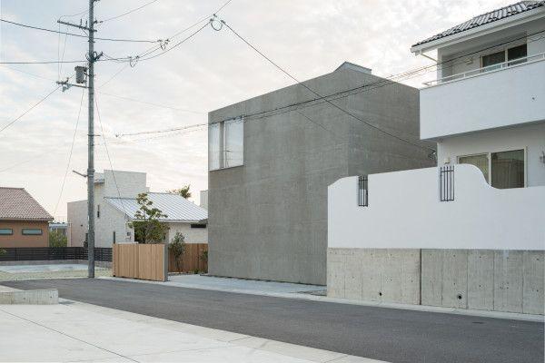 Relation House By Tsubasa Iwahashi Architects Architekt Design