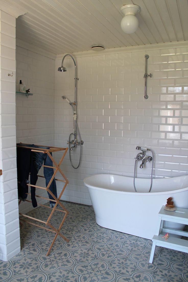 Niinan unelmia: Ja tässä ollaan nyt remontin kanssa ... - Kylpyhuone ja hanat