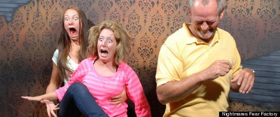 Nightmares Fear Factory Haunted House Photos Are Simply The Best (PHOTOS)