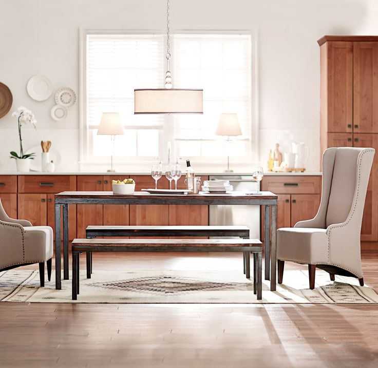 High Back Kitchen Bench: Dining Rooms, Dining Room And Dining Room Sets
