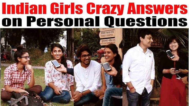 Indian Girls Crazy Answers on Personal Questions | Street Interview | Th...