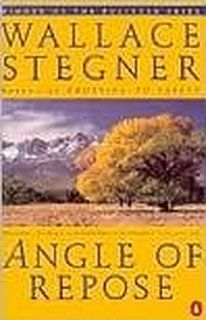 ✔️Angle of Repose by Wallace Stegner. 1971 Doubleday first edition ...