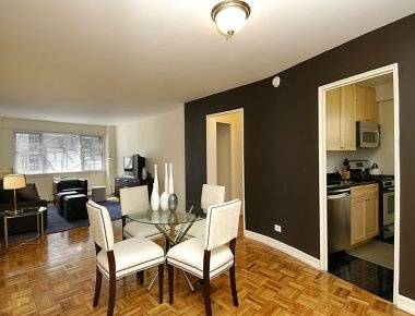 High Quality Modern Serviced Apartment In Greenwich Village, New York.