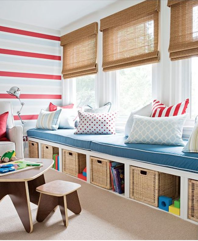 12 fantastic ways to organize kids bedrooms and bathrooms. beautiful ideas. Home Design Ideas