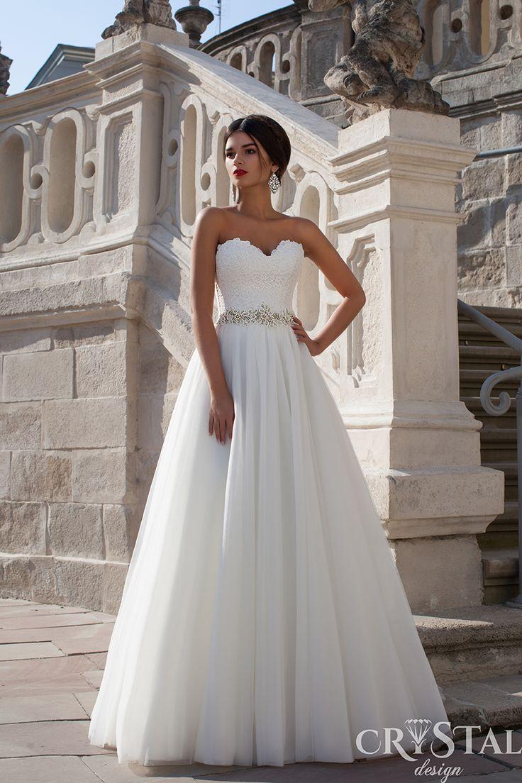 43 best wedding images on Pinterest | Hochzeitskleider, Brautkleider ...