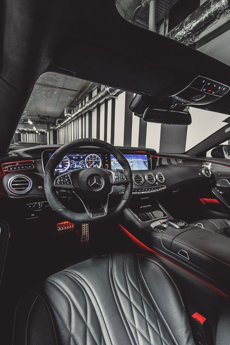 artoftheautomobile: Mercedes-Benz S63 AMG Coupevia xdefxx