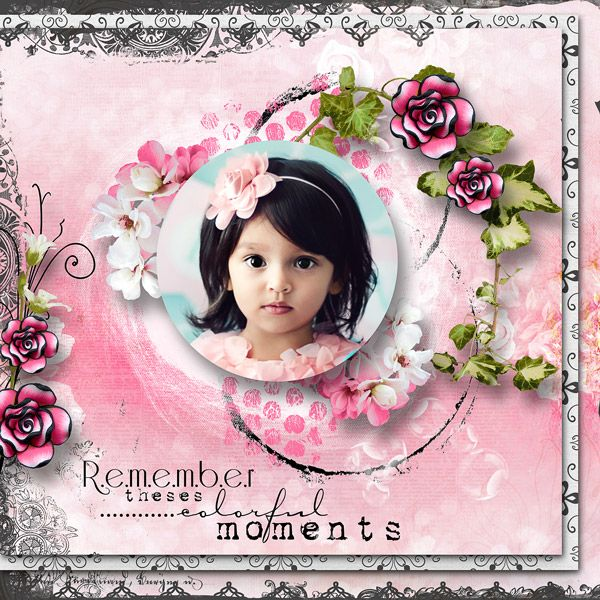 """Fade Into You"" by Angel's designs, October template06 by Robyn (RedDogDesigns)"